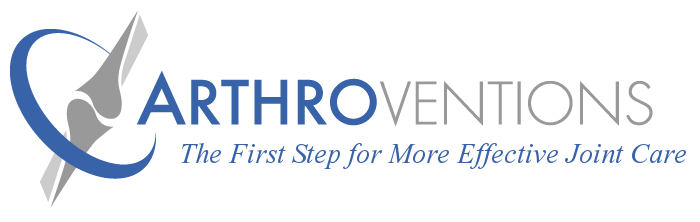 Arthroventions (logo) - Tagline - First Step