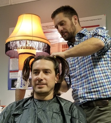Arthro CEO Takes a Haircut Or Why Your CEO Should Not Bet Your Sales Team